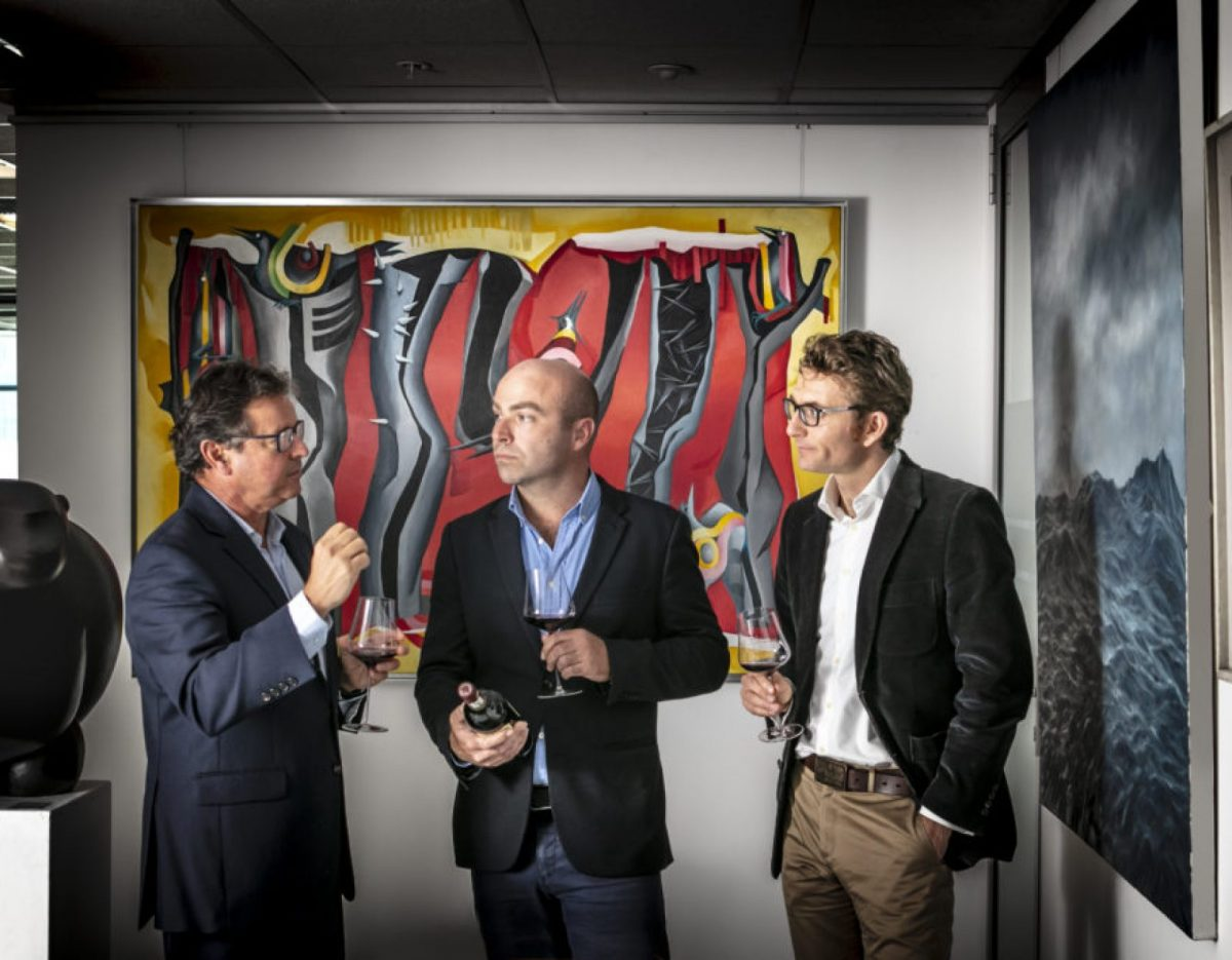 Strauss & Co to establish fine wine auctions in South Africa
