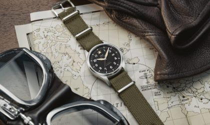 The longest flight curated by IWC