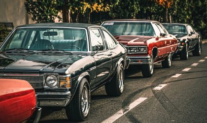 The scramble for classic cars
