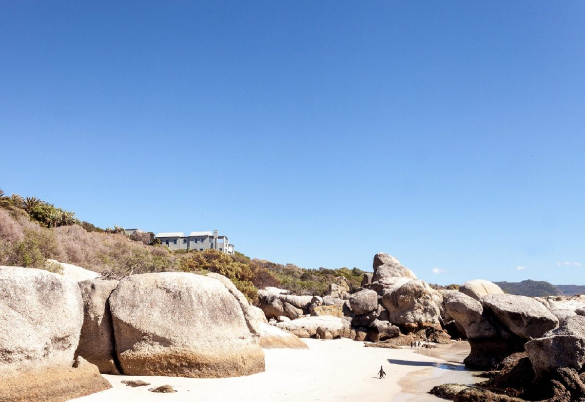 Boulders Beach in Simon's Town