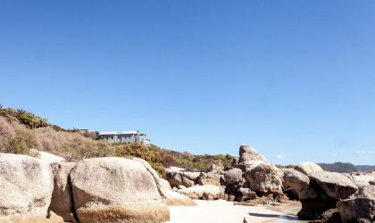A tucked-away winter haven in Simon's Town