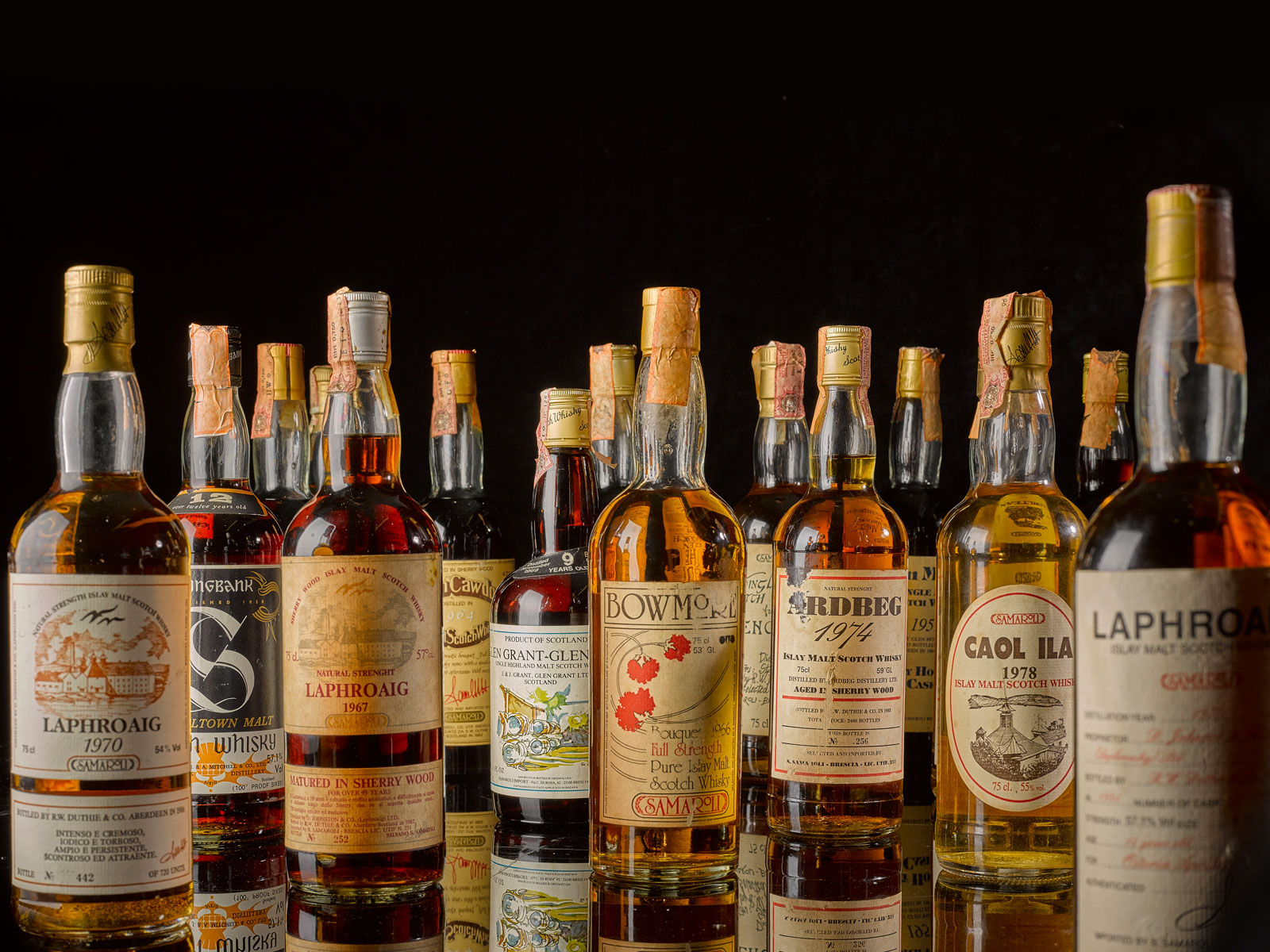 Time to start (or add to) your premium whisky collection