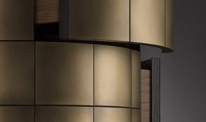 Pandora by De Castelli chest of drawers