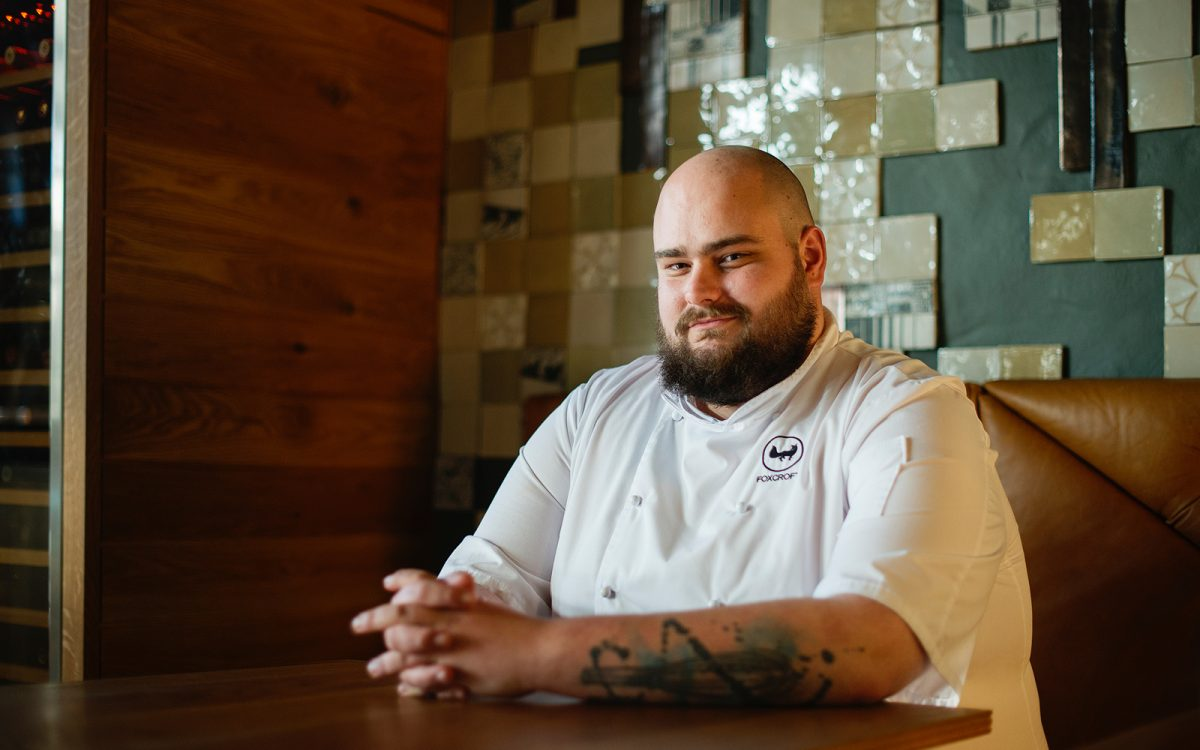 Foxcroft chef Glen Williams