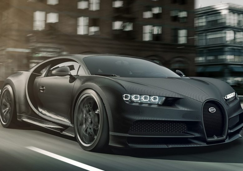 The car inspired by the most beautiful Bugatti in the world
