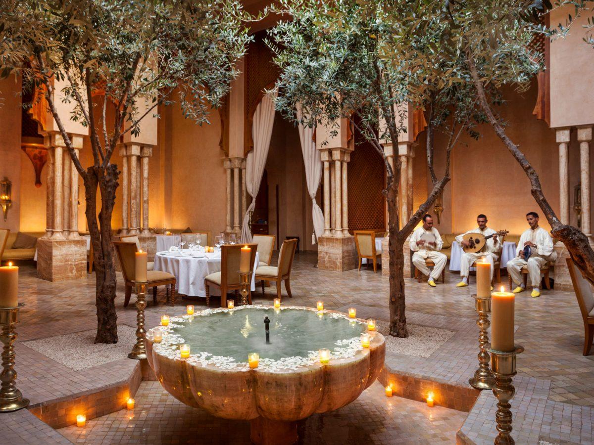 Marrakech Amanjena