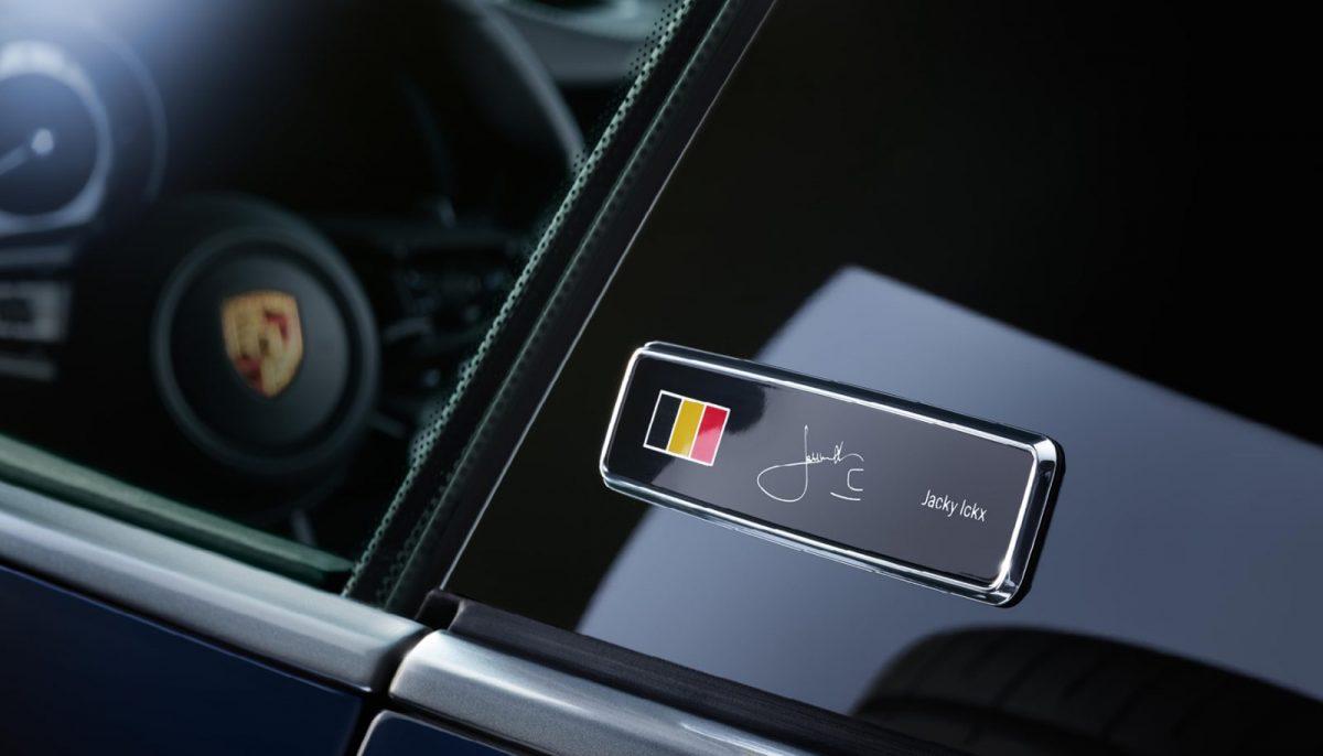 Porsche Belgian Legend Edition