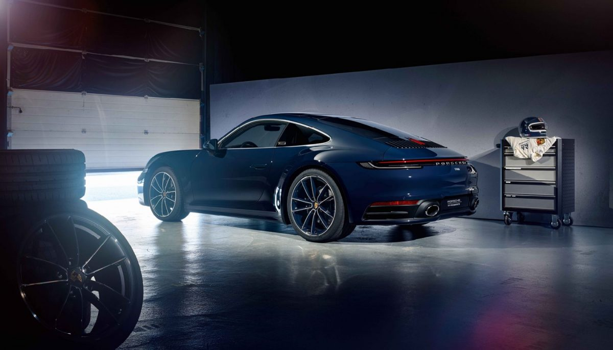 Porsche Belgian Legend Edition