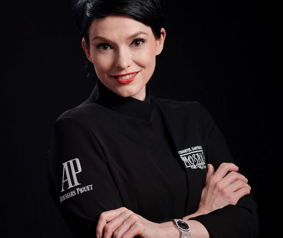 Chef Chantel Dartnall of Restaurant Mosaic
