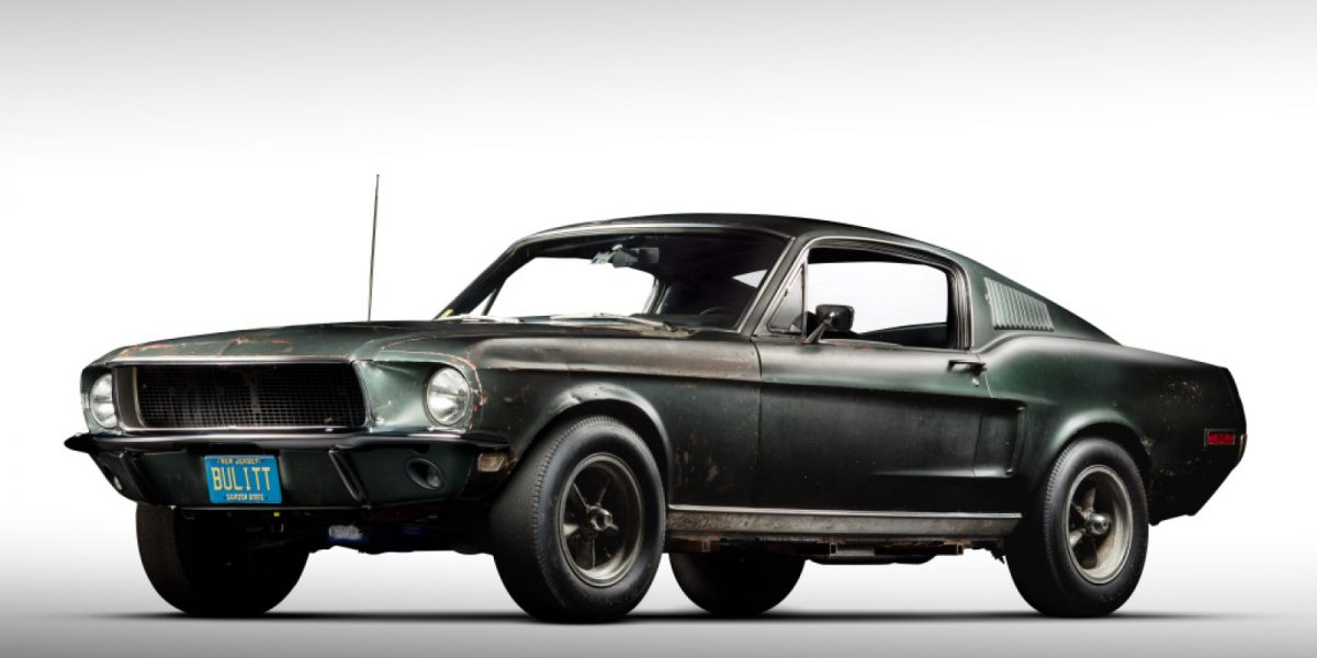 Edition 73: The Luxury Briefing 1968 Mustang GT