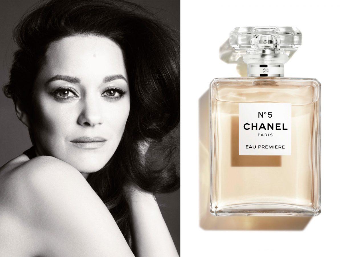 Chanel Marion Cotillard