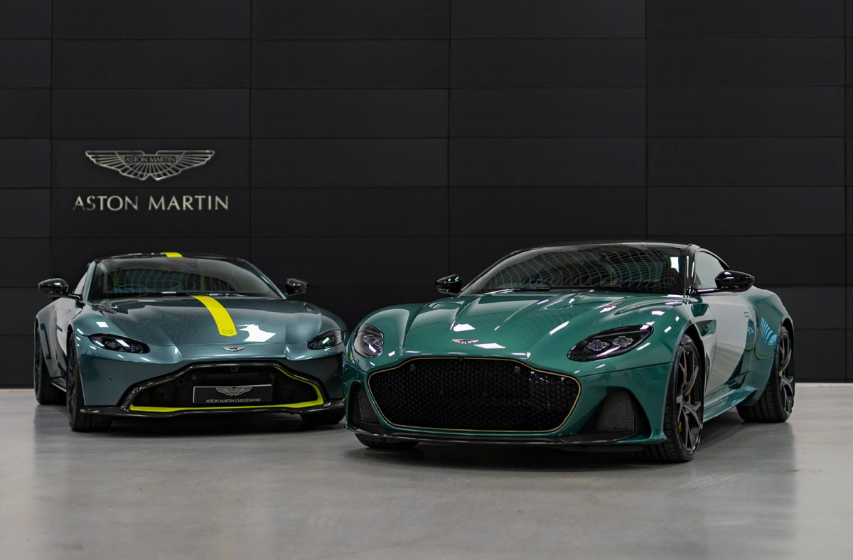 59 Edition Aston Martin