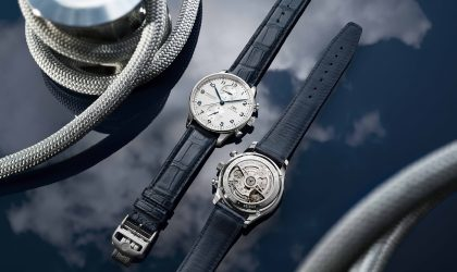 One of IWC's most popular watches gets a makeover