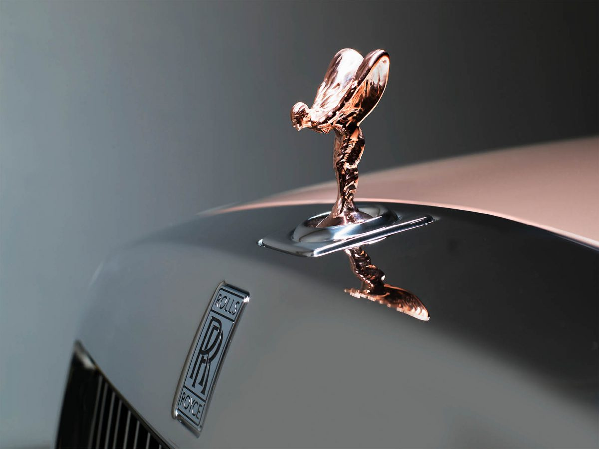 Roll Royce Whispers