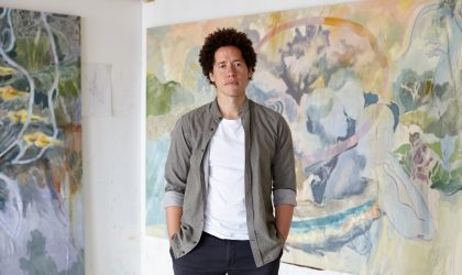Norval Foundation brings rising Venice Biennale star Michael Armitage to South Africa