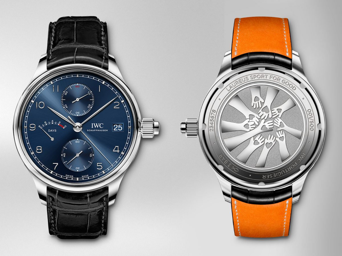 IWC Laureus Sport for Good