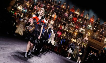 FIRST LOOK: Louis Vuitton A/W 2020 women's collection