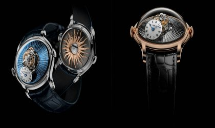 MB&F's first watch for women now has two new versions