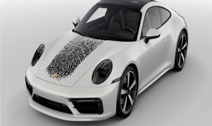Porsche now offers next level personalisation on the 911