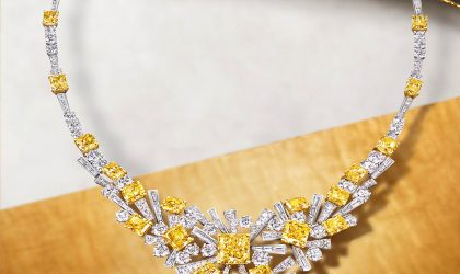 High jewellery for a high life