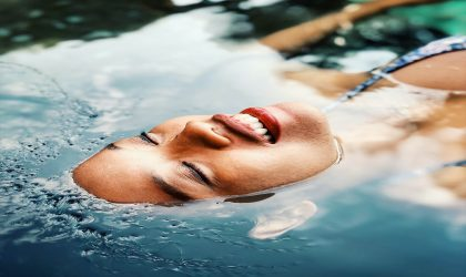 Bring your skin back to life with a moisturising Hydra Touch Facial