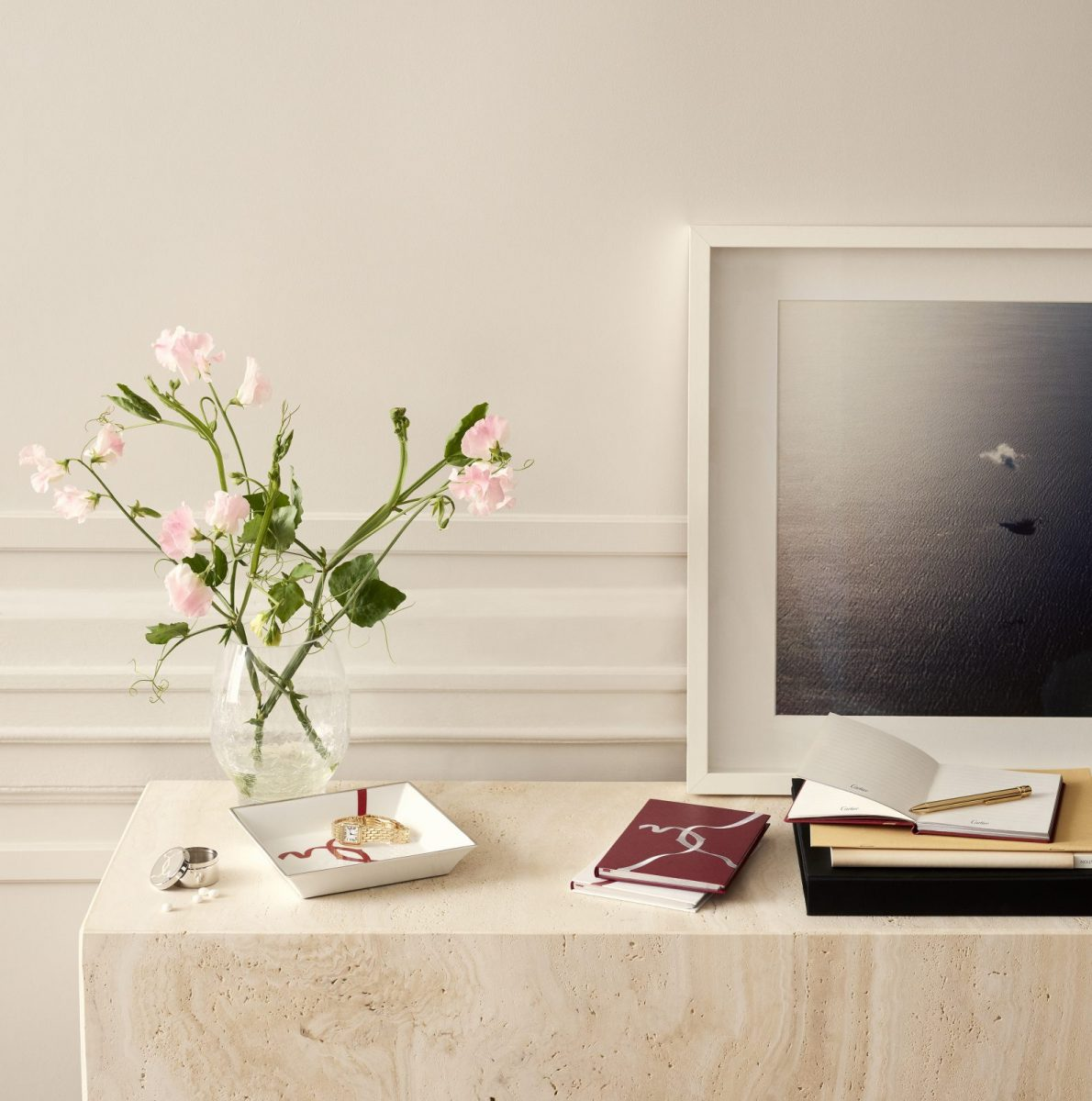 Just in time for Christmas, four new collections of covetable Cartier objets 1