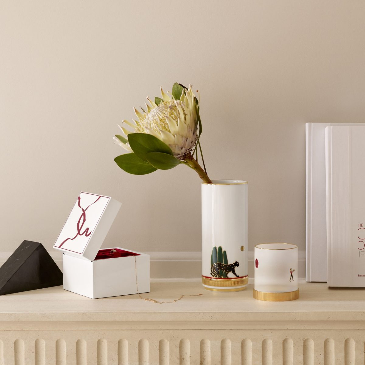 Just in time for Christmas, four new collections of covetable Cartier objets 2