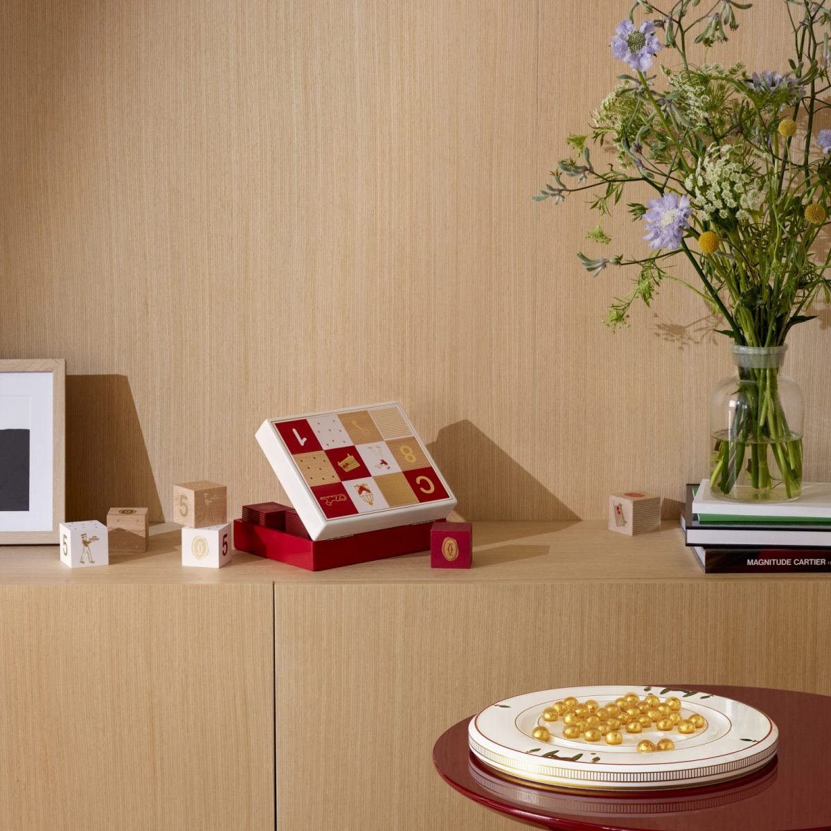 Just in time for Christmas, four new collections of covetable Cartier objets 5