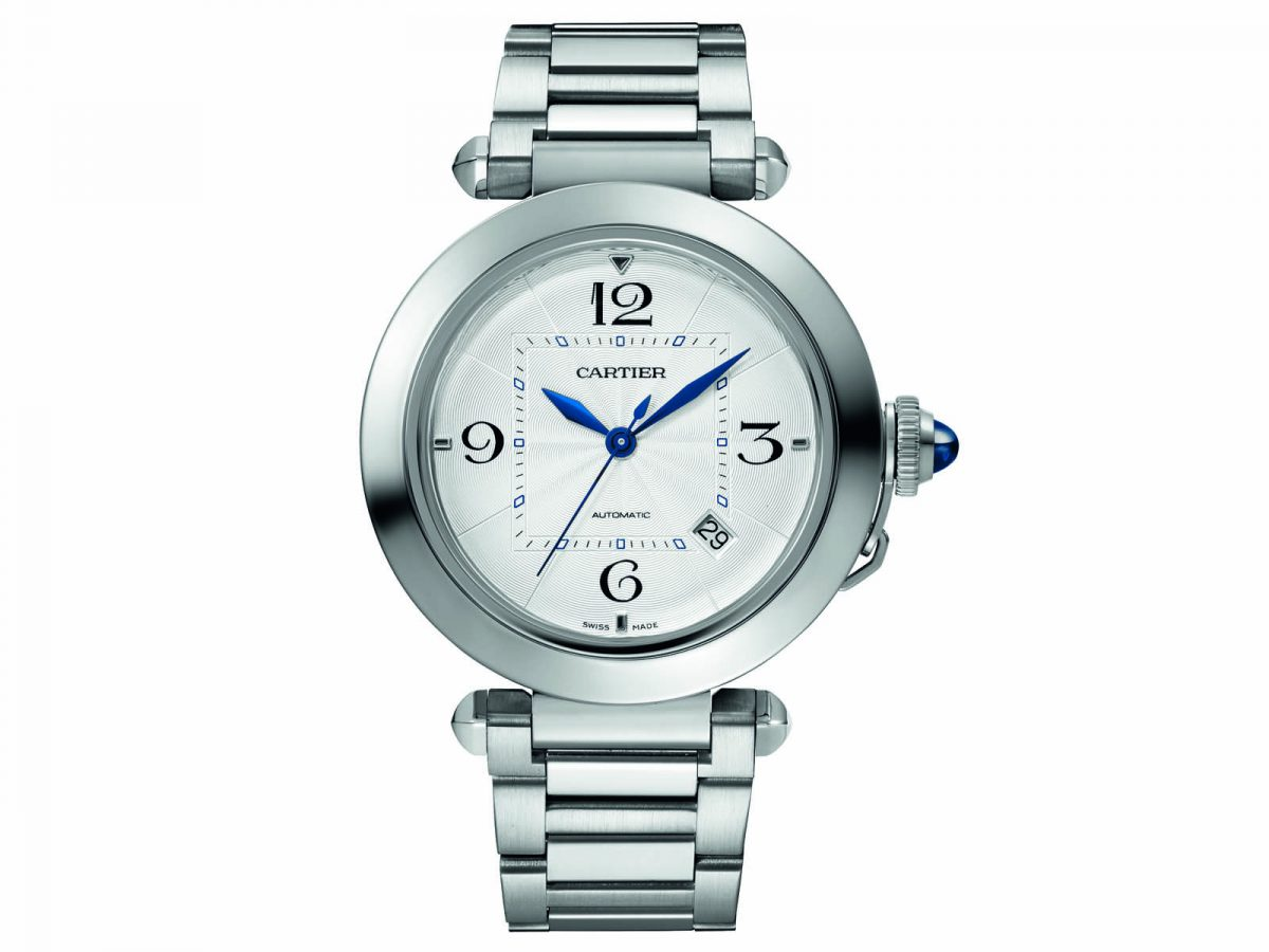 Pasha de Cartier, the new watch that celebrates pioneering creativity 1