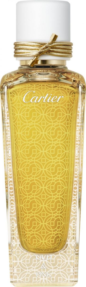 Cartier Oud and Pink