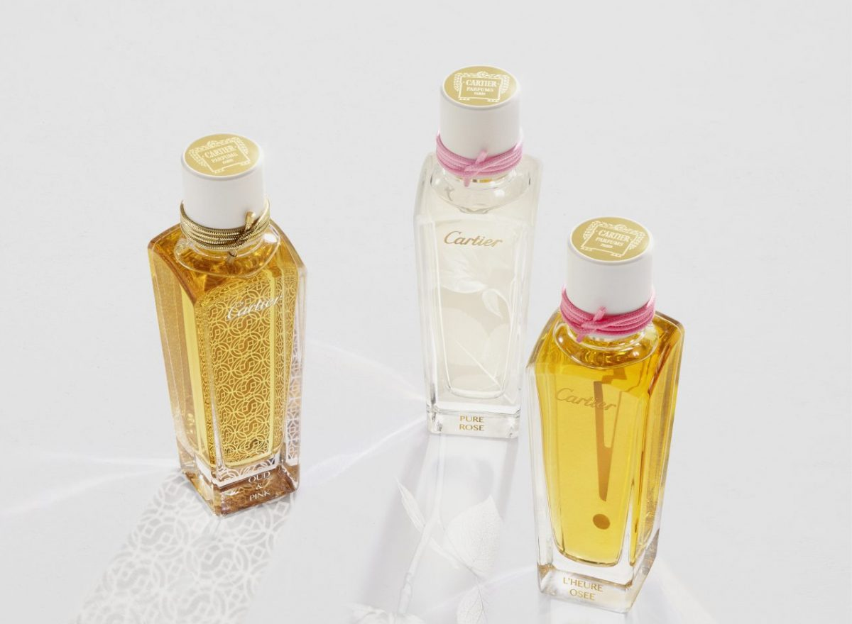 """I only love wild roses"": 3 new Cartier fragrances that defy floral cliches 1"